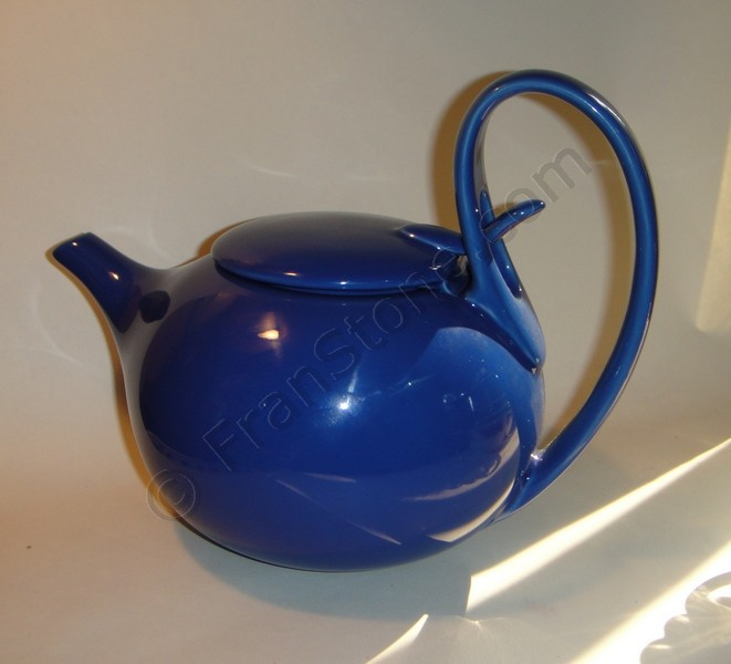 Rare chantal teapot desinged by scott henderson with ceramic lid free shipping - Chantal teapots ...